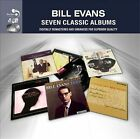 Seven Classic Albums by Bill Evans (Piano) (CD, Sep-2012, 4 Discs, Real Gone Jazz)