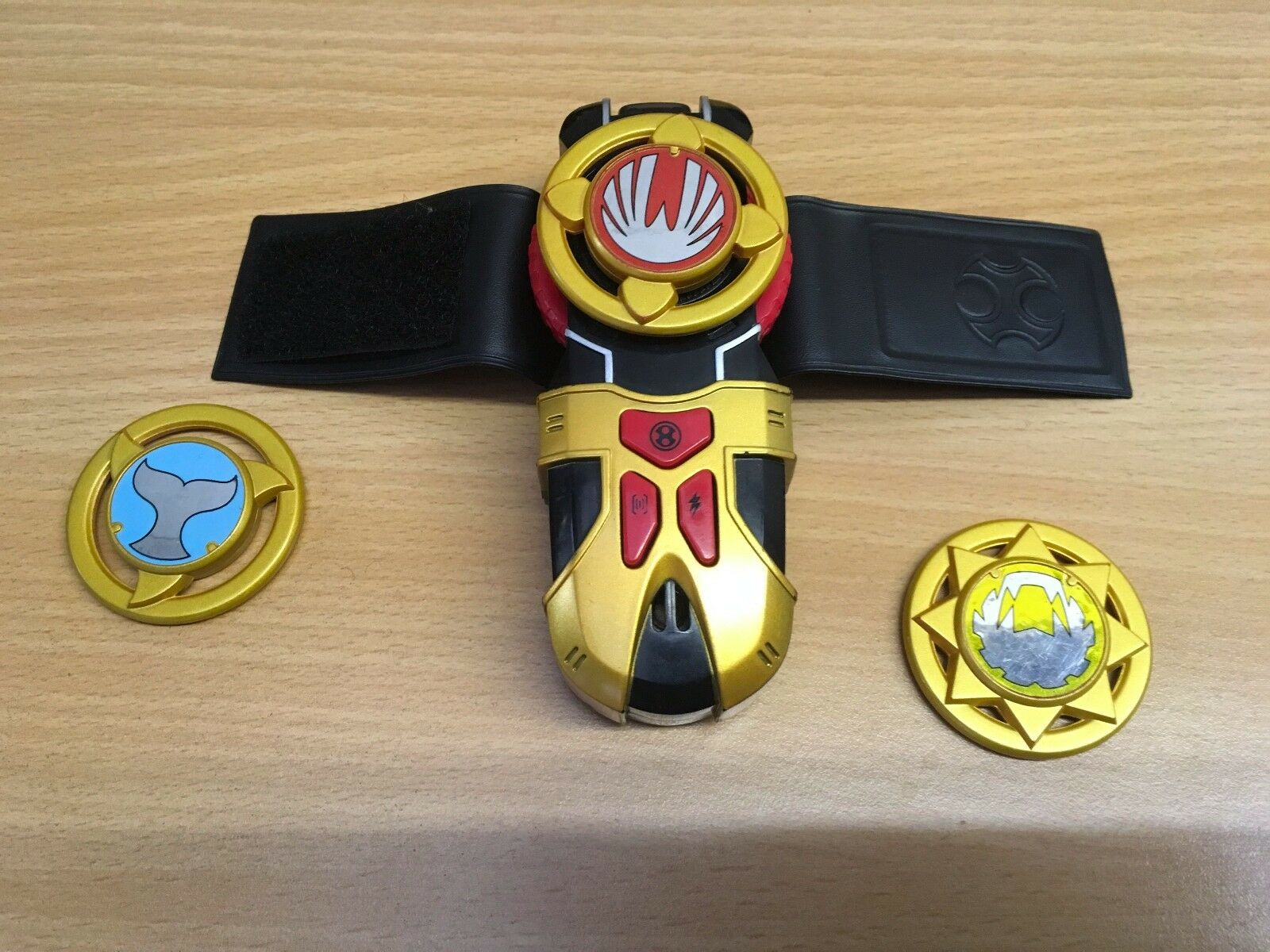 POWER RANGERS NINJA STORM WIND MORPHER