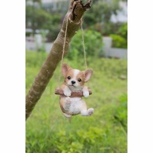 Merveilleux Image Is Loading Hanging CHIHUAHUA Puppy Dog Life Like Figurine Statue