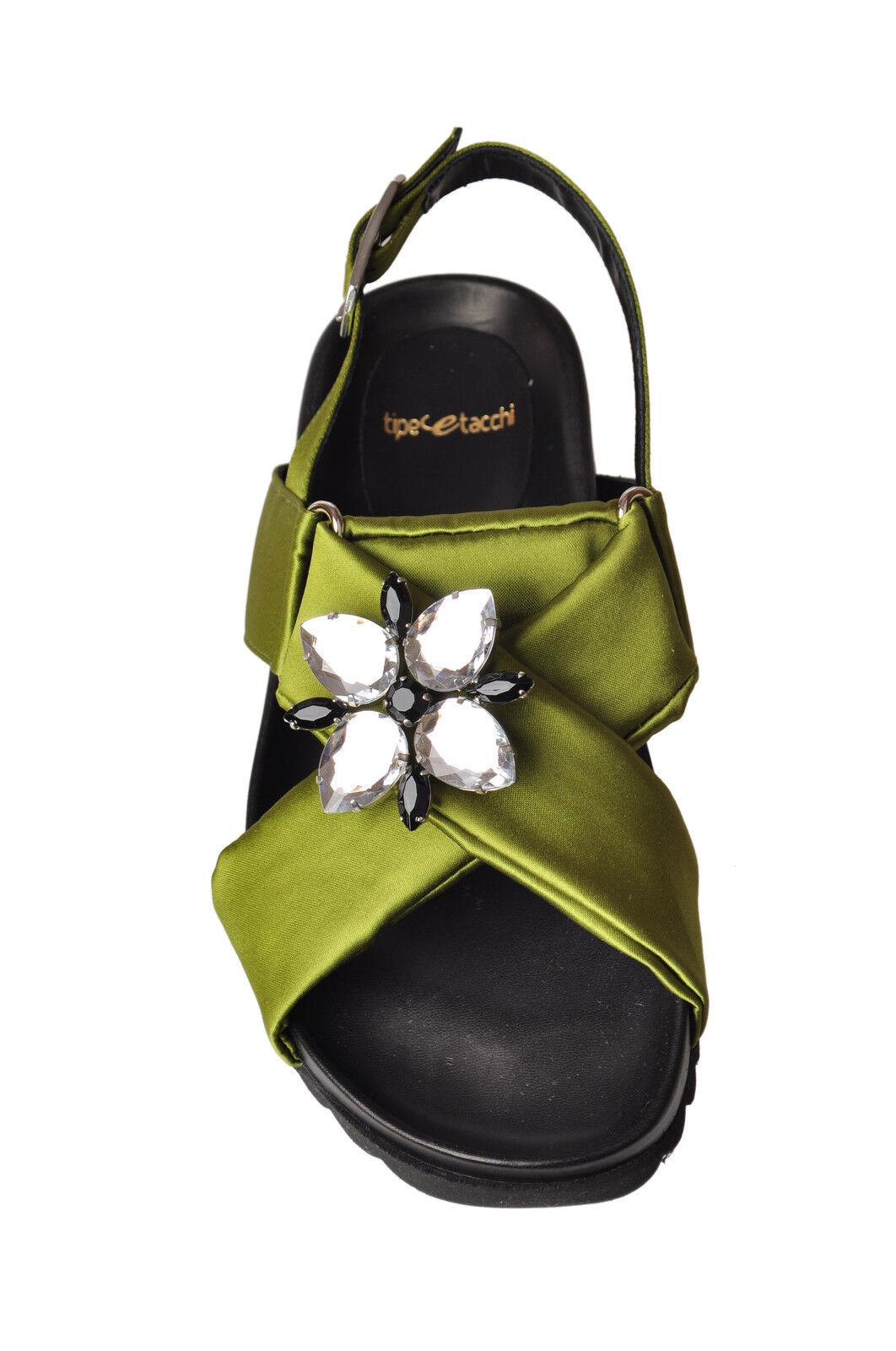 Tipe E Tacchi - Schuhe-Sandalen - Frau - - Grün - - 1897112F184344 46b6bd