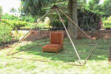 Copper Giza Meditation Pyramid For Heart Chakra