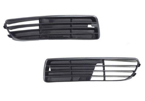 2x GRILLE PARE CHOCS AVANT DROITE // GAUCHE Audi A4 AVANT 94-01 B5//8D5 top