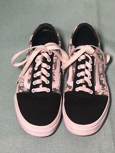 Contribución Gorrión Independencia  Zapatos Tenis Vans para niñas Missy tamaño 2 EE. UU. | eBay