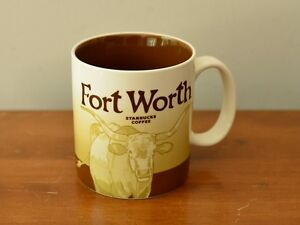 Coffee City Details 16oz Fort 2011 Starbucks Collector Ceramic Mug Cup Worth Series About N0nw8mv