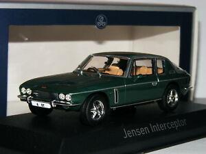 Norev-270250-1976-Jensen-Interceptor-Coupe-Verde-Oscuro-1-43
