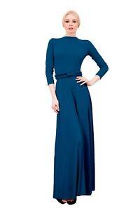 Vonni Royal Femmes Longues Victoria Von Manches Transformateur Robe vqacCU