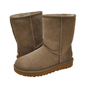 057fdfc15f1 Details about Women's Shoes UGG Classic Short II Boots 1016223 Brindle 5 6  7 8 9 10 11 *New*
