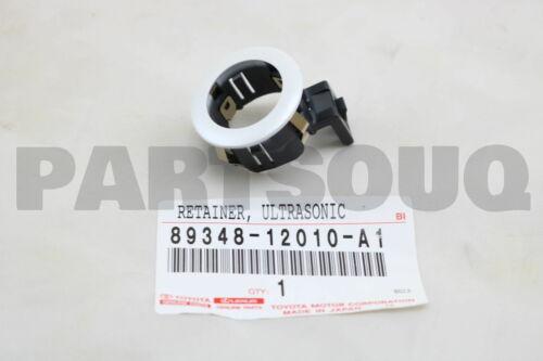 NO.1 89348-12010-A1 8934812010A1 Genuine Toyota RETAINER ULTRASONIC SENSOR