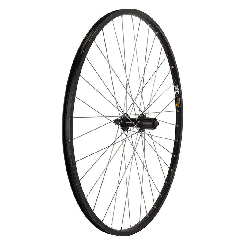 WM Wheel Rear 700x35 622x18 Sun Cr18 Bk 36 T4000 bk 135mm Dti2.0sl 8-10scas
