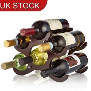 Portable-6-Bottle-Countertop-Wine-Storage-Rack-Holder-Wooden-Wine-Storage-Shelf