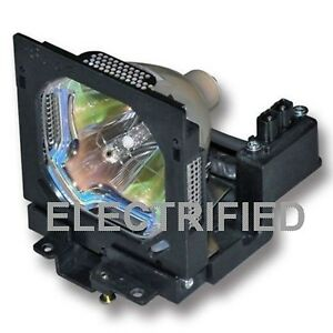 IET Lamps for Eiki LC-XBS500 Projector Lamp Replacement Assembly with Genuine Original OEM Ushio NSH Bulb Inside