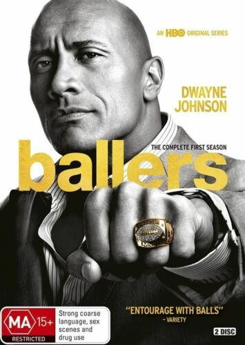 1 of 1 - Ballers - COMPLETE Season 1 : NEW DVD
