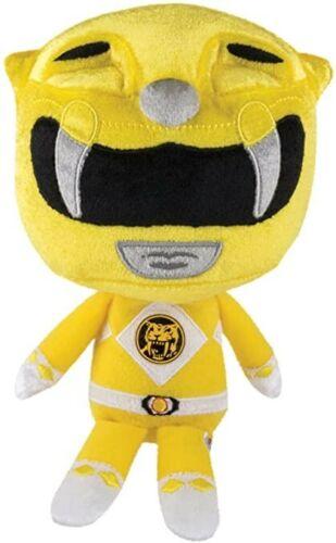 Funko Power Rangers Héroe Soft Toys Peluche Peluches Amarillo