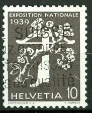 SWITZERLAND - SVIZZERA - 1939 - Apertura dell'Esp. naz. di Zurigo (franc.) - 10