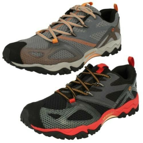 Rounded Mens Performance Rider Up Toe Baskets Textile Grassbow Merrell Lace NnwOPyvm80