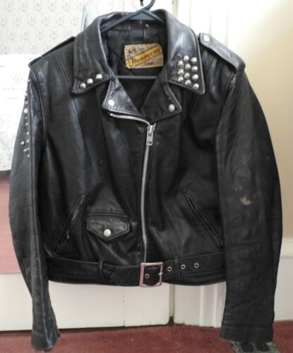 Vintage Schott Perfecto Leather  Motorcycle Jacket