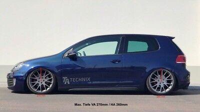 TA Technix Gewindefahrwerk Sportfahrwerk für Seat Leon 1P Toledo 5P