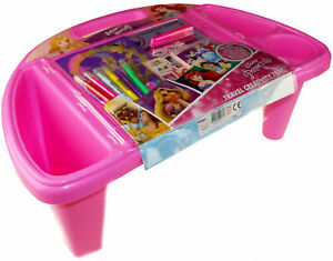 Disney-Princess-Table-Lap-Activity-Travel-Tray-Great-for-Car-Trips-Holidays