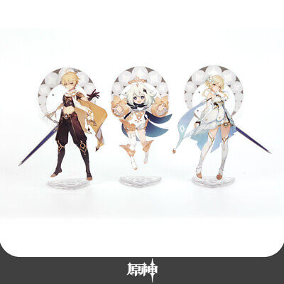 Genshin Impact Tartaglia Lumine Acrylic Stand Figure