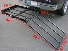Mobility Scooter Loading Ramp Wheelchair Wheelchairs Hitch Hoveround Handicap w