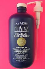 Nisim ANTI Hair Loss Shampoo (1L/33oz) GUARANTEED!! (For Normal-Dry) FREE SHIPPN