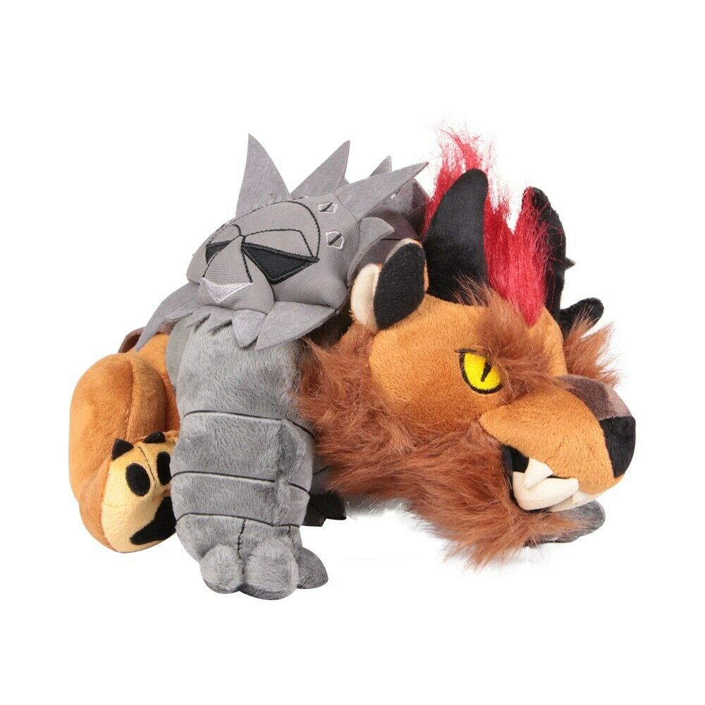 Guild Wars 2 Charrlie Charr 17 Inch Plush Plush Plush Toy 2012 Video Game Stuffed Animal NWT c92f23