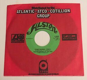 Beginning-of-the-End-Funky-Nassau-Alston-Bahamas-Funk-Stock-copy-45-Mint