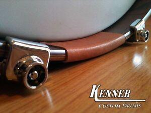 Hoop Savers for Bass Drums - BONUS PACK by Kenner Custom Drum...TRIPLE PACK (3)