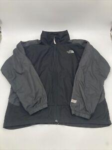 mens north face jacket windbreaker size xx large