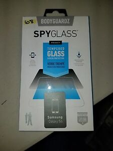 online store c3e97 9509e Details about BodyGuardz SpyGlass (2-way privacy) for Samsung Galaxy  S6(#68) NIB