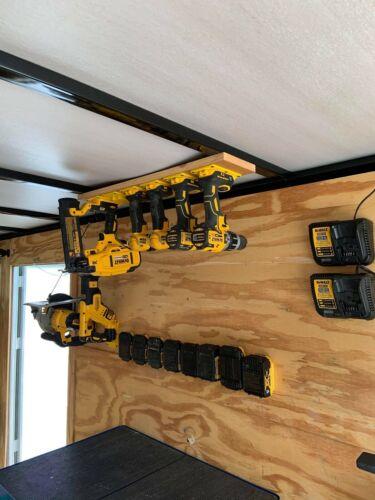 Holder Lot of 10 Hanger Made in USA 10 Pack Dewalt 20V  Tool Mount