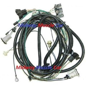 image is loading front-end-headlight-wiring-harness-chevy-pickup-truck-
