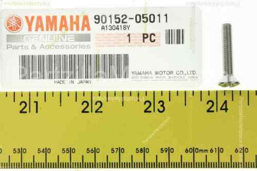 Yamaha 90152-05011-00 SCREW  COUNTERSUNK