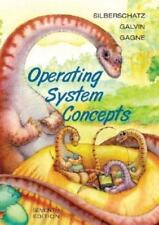 Operating System Concepts by Abraham Silberschatz, Peter Baer Galvin and Greg Gagne (2004, Hardcover, Revised)