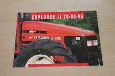 157856) Same Explorer II 70 80 90 Prospekt 09/1999