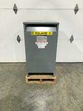 Square D Transformer Ee50s3h 50kva New