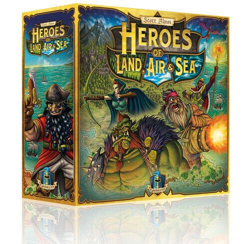 Hjältar från Land, Air och Sea spellyn spel