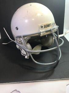 Schutt-Football-Helmet-With-Chin-Strap-Youth-Medium