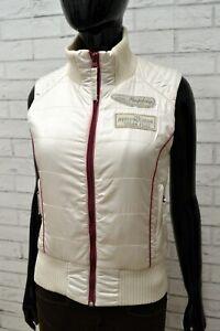 Giubbotto-REPLAY-Donna-Giacca-Taglia-S-Jacket-Woman-Giubbino-Imbottito-Bianco
