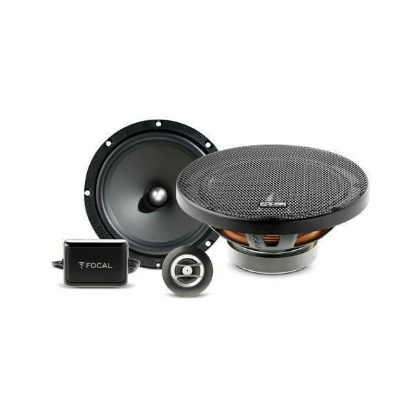 FOCAL RSE-165 6 1/2″ (165mm) Two-Way Component Split System