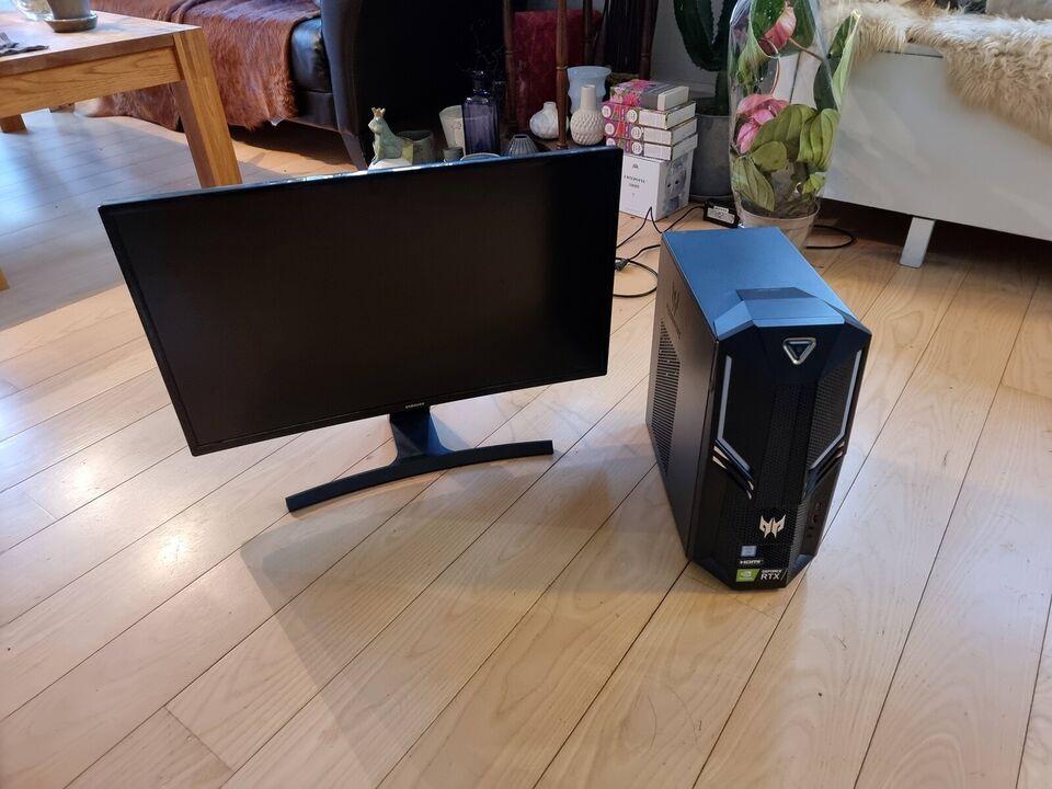 Acer, Acer Predator Orion 3000-600, i7-9700 CPU @ 3.00 GHz