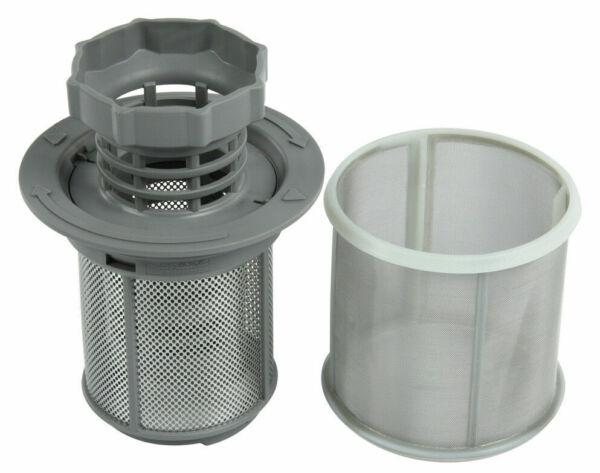 3-teiliges Siebset für Spülmaschine von Bosch Siemens SE 427903 Sieb