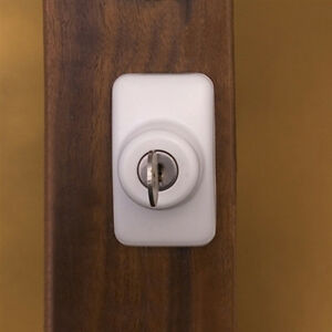 Storm Door Keyed Deadbolt Ir Db 02 Wh 3 4 Inch Thick Door