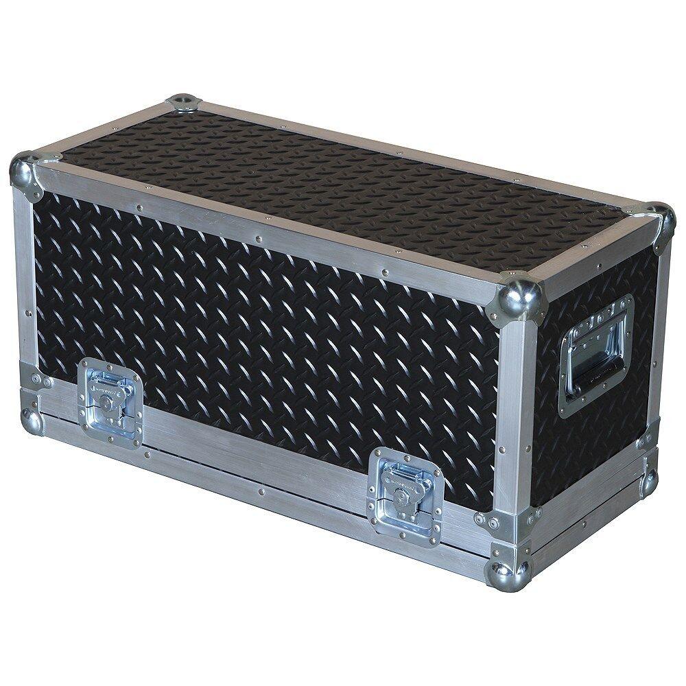 Diamond Plate Rubber Laminate ATA 3 8  Ply Case for VOCOPRO PA-MAN POWERED Mixer