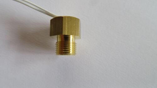 PT1000 Gewindefühler 1//8 Zoll als Ersatzteil,Zubehör H-Tronic TS1000,TSM1000