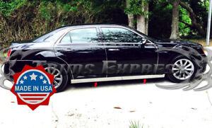 fits-2011-2019-Chrysler-300-300C-4Pc-Extreme-Lower-Rocker-Panel-Trim-4-034