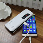 50000mah Power Bank 3 USB LCD LED External Battery Charger For Universal Phones