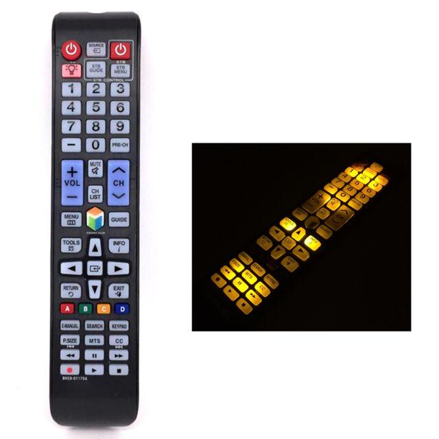 New Remote Control BN59-01179A For Samsung Smart LED TV UN55/60/65H6300