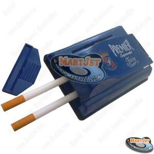 Premier Supermatic Twin Cigarette Making Machine King Size Maker Double Injector