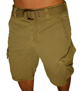 pour Shorts Lag Cargo 3 Shorts pour hommes ciment gris Off Take en Cargo Jet hommes dTRn8q